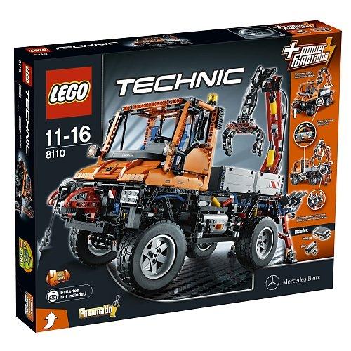"""LEGO 8110 Unimog U 400 bei bei Toys""""R""""Us"""