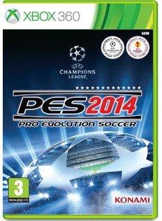 [Xbox 360] PES 2014 PEGI-Version MIT deutscher Sprachausgabe für 26,41€ @simplygames.com