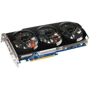 Gigabyte Radeon R9 280X WindForce 3X OC