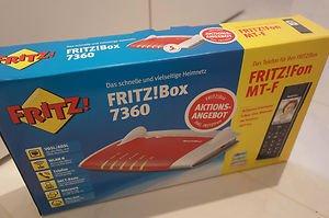 Berlin Mediamarkt Wilmersdorferstr  Fritzbox 7360 inkl. Fon MT-F nur 129€
