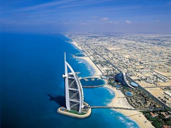 Berlin - Dubai hin und zurück via Budapest (Air Berlin + Wizz Air) ab 263€ im November