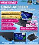 Acer Aspire 5742G-5464G32Mnkk Gaming Notebook *KRACHER*