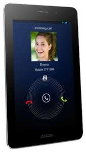 ASUS Fonepad™ 16GB - 7 Zoll - 4.1 Jelly Bean - grau/silber - WiFi+3G mit Telefonfunktion @AMAZON WHD