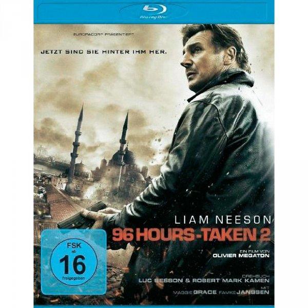 [Amazon/Saturn] 96 Hours - Taken 2 (Blu-Ray) für 9,99 Euro