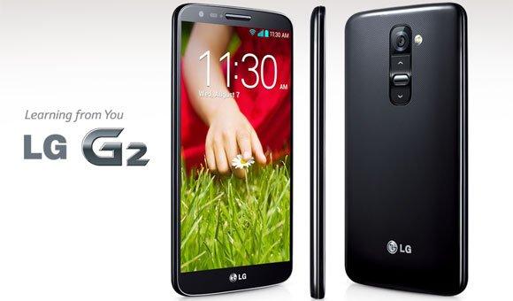 LG G2 mit Telekom Allnet Flat für 1€ bei 29,99 mtl.