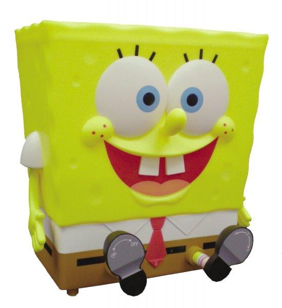 SpongeBob Talassio Luftbefeuchter mit Nachtlicht für nur 18,90 EUR inkl. Versand