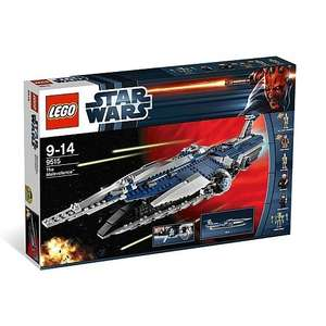 (Toysrus-Online) LEGO® Star Wars 9515 The Malevolence 79,98€