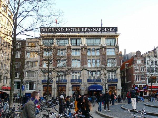 EXTREM-KNALLER - 1 ÜN im 5* Hotel NH Grand Krasnapolsky Amsterdam (ggf. als Kurztrip)