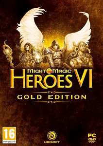 AOE 2 HD Steam 8,90€  u. Might and Magic Heroes VI Gold 10,90€