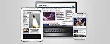 Die Welt Digital App 3 Monate Kostenlos für Telekom Kunden