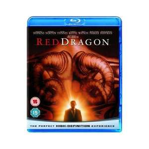 Blu-ray - Roter Drache (Red Dragon) für €5,84 [@Wowhd.co.uk]