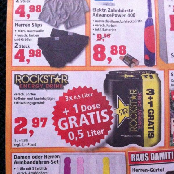 [Thomas Philipps, bundesweit] ab 21.10. 4 Dosen Rockstar Energy Drink