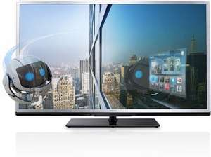 [xxl-deals]  Philips 46PFL4508K 117 cm (46 Zoll) 3D-LED-Backlight-Fernseher, EEK A++ (Full HD, 200Hz PMR, DVB-T/C/S, CI+, WLAN, Smart TV, HbbTV) silber