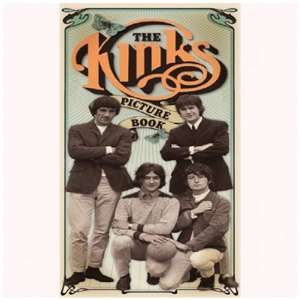 The Kinks - Picture Book [6 Discs - 138 Songs] für 3,99€ @ Google Play