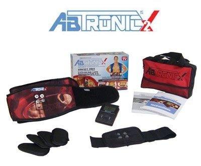 Abtronic X2 Bauchtrainer und Rückentrainer @ebay 12,95€