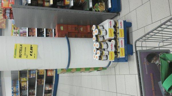 Edeka (bundesweit?) Nutella 880g