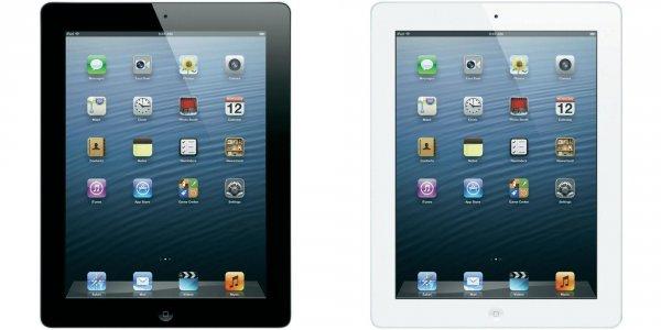 "Apple™ - iPad 4 16GB WiFi (9.7"" IPS 2048x1536,16GB,5.0MP Cam,iOS 7) [B-Ware] für €371,98 [@MeinPaket.de]"