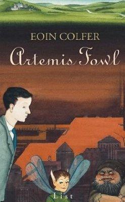 Artemis Fowl Band 1 Gebundene Ausgabe