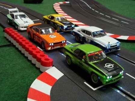 Carrera Digital 132 - Günstige Autos (Youngtimer) aufgelistet