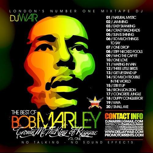 Best of Bob Marley mixed by Dj War als kostenlosen Download