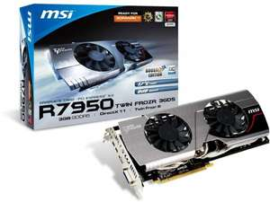 MSI Radeon R7950 TF 3GD5/OC BE G 3072MB