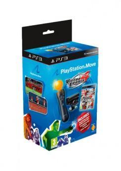 Virtua Tennis 4 & Move Starter Pack (PS3)