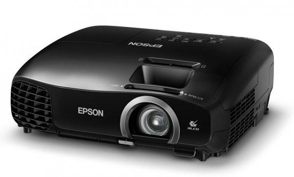 Epson EH-TW5200 3LCD 3D Full HD Beamer für 747,89 € @Amazon.co.uk