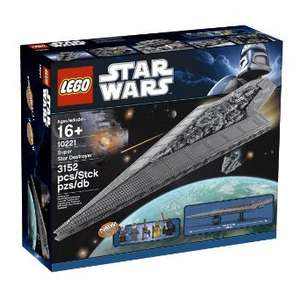 Lego Star Wars Super Star Destroyer für 301,50€ bei amazon.fr