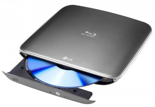 LG BP40NS20 für 79,90€ - externer Blu-ray-Brenner