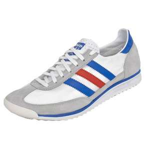 Trend des Tages // Adidas SL 72 weiss // 39,99 €