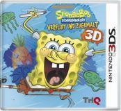 SpongeBob Schwammkopf: verflixt und zugemalt für Nintendo 3DS bei Mediajagd für 29,89 €