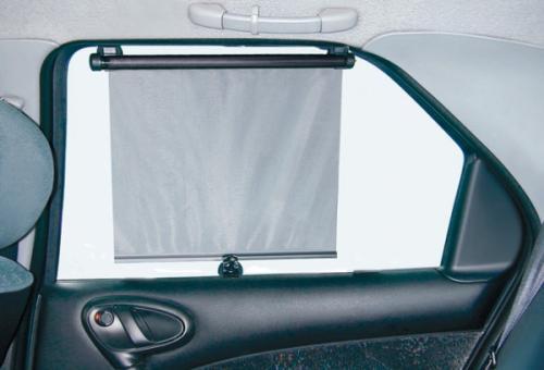 2 x Sonnenrollo fürs Auto statt 9,90 nur 4,90