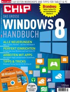 Windows 8 Handbuch von CHIP 50% billiger
