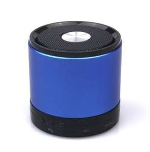 MySpeaker Bluetooth Soundsystem Wireless Lautsprecher - Schwarz/Blau @ Amazon
