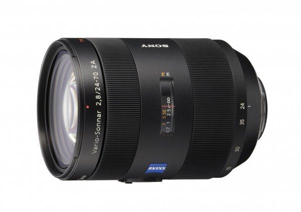 Zeiss Vario-Sonnar T* 24-70mm f2.8 SSM ZA (SAL-2470Z) Objektiv Sony A-Mount für 1599,00 € @Amazon