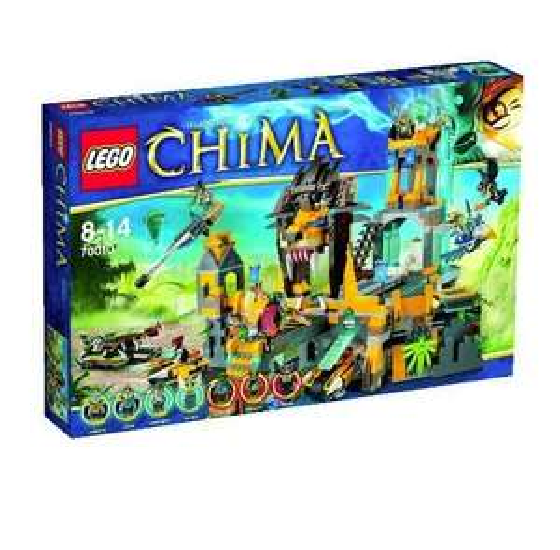 [Amazon.fr] Lego Chima 70010 - Löwen-Chi-Tempel für 74,94 Euro inkl Versand (16,6% unter Idealo)