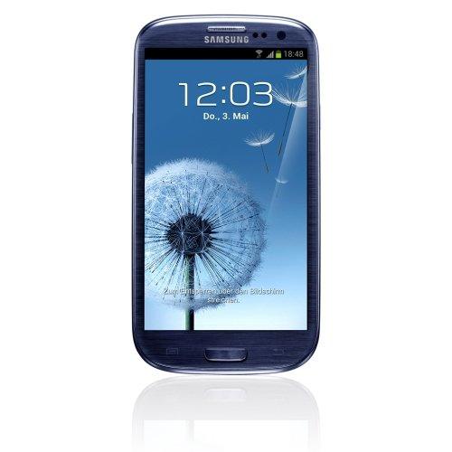 WIEDER VERFÜGBAR: Samsung Galaxy S3 GT-I9300 blau 16GB bei notebooksbilliger.de 277,88 €
