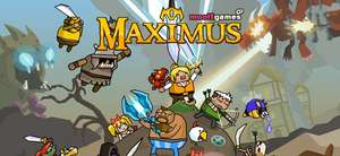 [iOS] Velocispider und Maximus™ kostenlos @ ITunes