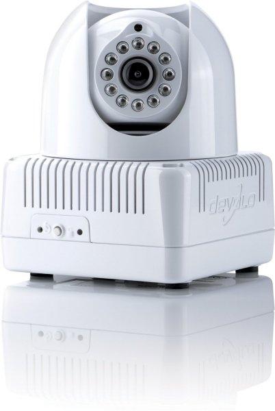 Devolo dLAN LiveCam für 42€ @Notebooksbilliger - Überwachungskamera mit Smartphone App