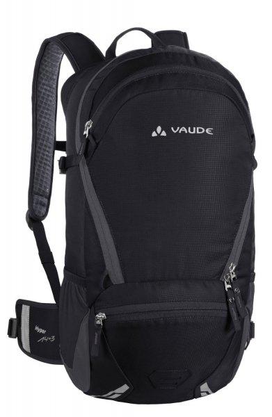 VAUDE Hyper Black, 17 Liter Fahrradrucksack