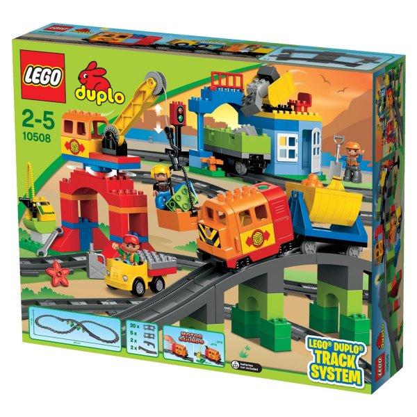 """Lego™ - """"Duplo: Eisenbahn Super Set"""" (10508) für €79,99 [@Amazon.de]"""