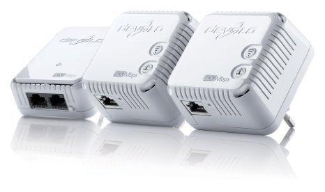 Devolo dLAN 500 WiFi Network Kit für nur 111 EUR