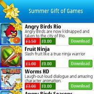 Nokia Symbian Sommeraktion Top-Spiele