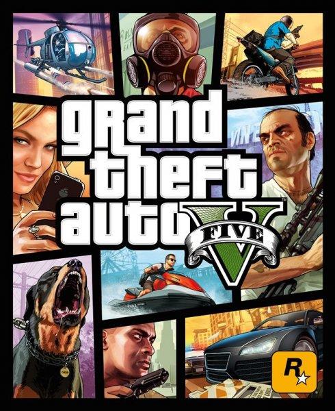 Grand Theft Auto V PS3/X360 - zavvi 10% Rabattcode