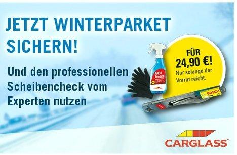 Carglass Winterpaket