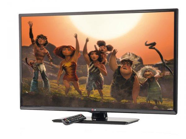 """LG™ - 42"""" LED-Backlight-Fernseher """"42LN5204"""" (Full HD,Triple XD Engine,100Hz MCI,DVB-C/T,CI+,A+) für €349,50 [@Interspar.at]"""