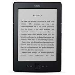 [SATURN ONLINE] KINDLE eReader WiFi 39,-