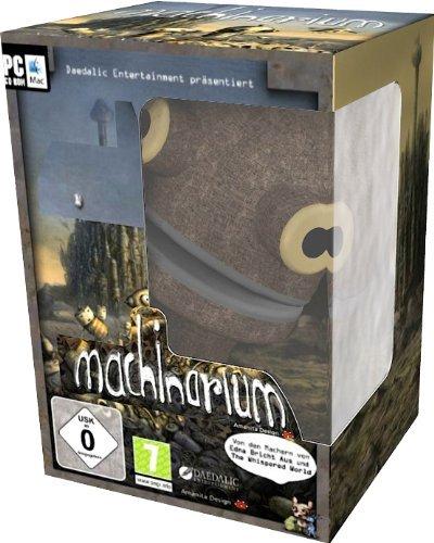 Machinarium Plüsch-Edition mit Kuschel-Joseph erfährt Preisreduzierung!