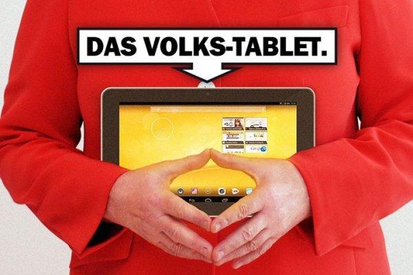 [MM] Trekstor volks tablet 10.1 WLAN