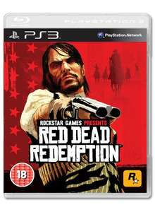 Red Dead Redemption (PS3) - 19,56 € inkl. Porto @ GAME.CO.UK